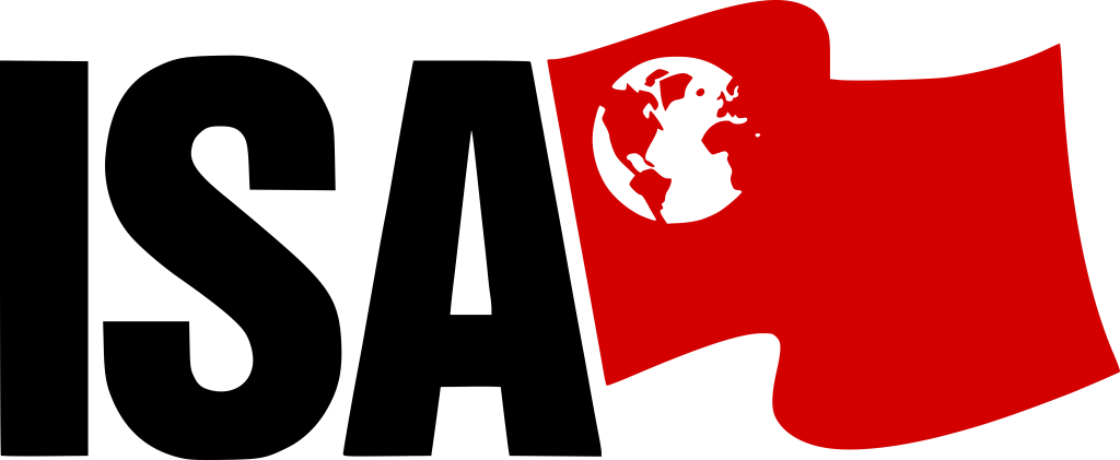 International Socialist Alternative Logo